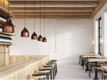 restaurant & bar interior designers in kolkata