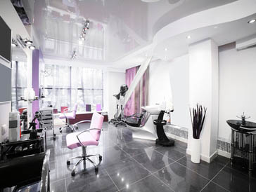 Spa & Salon Interior Designer