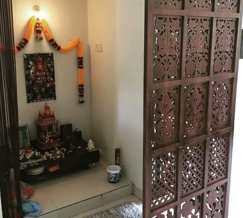 31 Brilliant Puja Unit Designs For Indian Homes Home