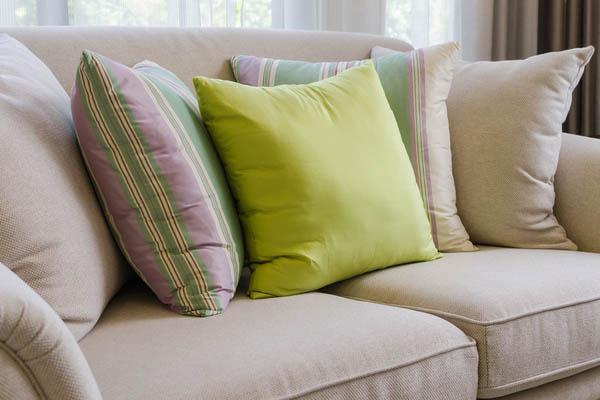 natural-fabric Sofa