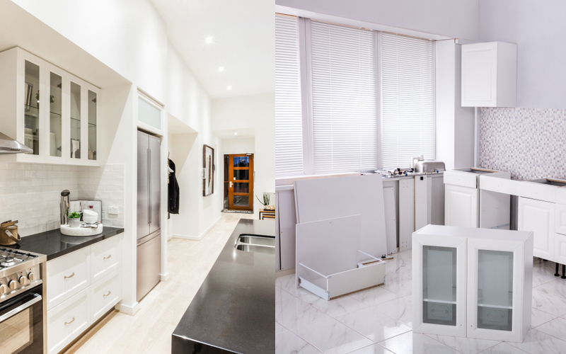 What Is The Difference Between Modular Semi Modular Kitchen Home