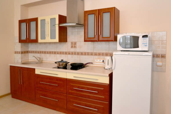 What is a semi-modular Kitchen