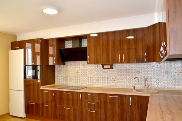 is pvc good for a modular kitchen  zad interiors