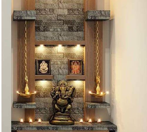 31 Brilliant Puja Unit Designs for Indian Homes | ZAD ...