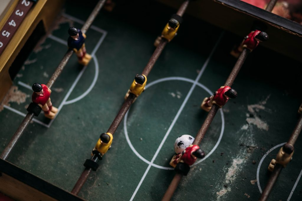 Get a Foosball Table