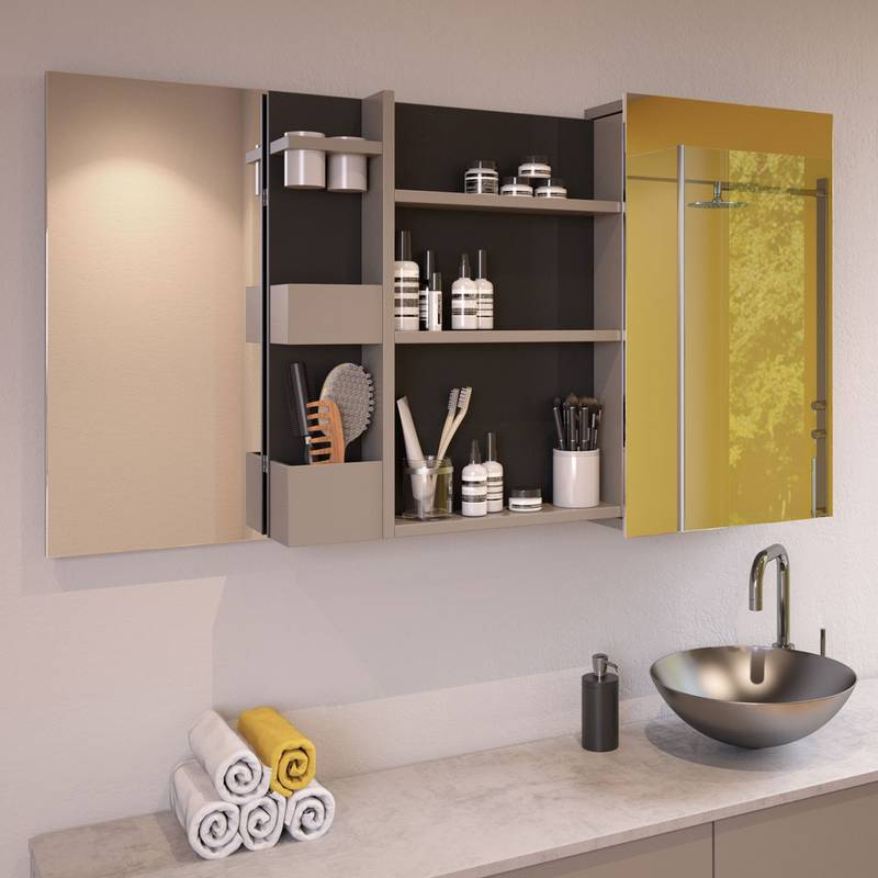 Wall Unit Interior Fittings