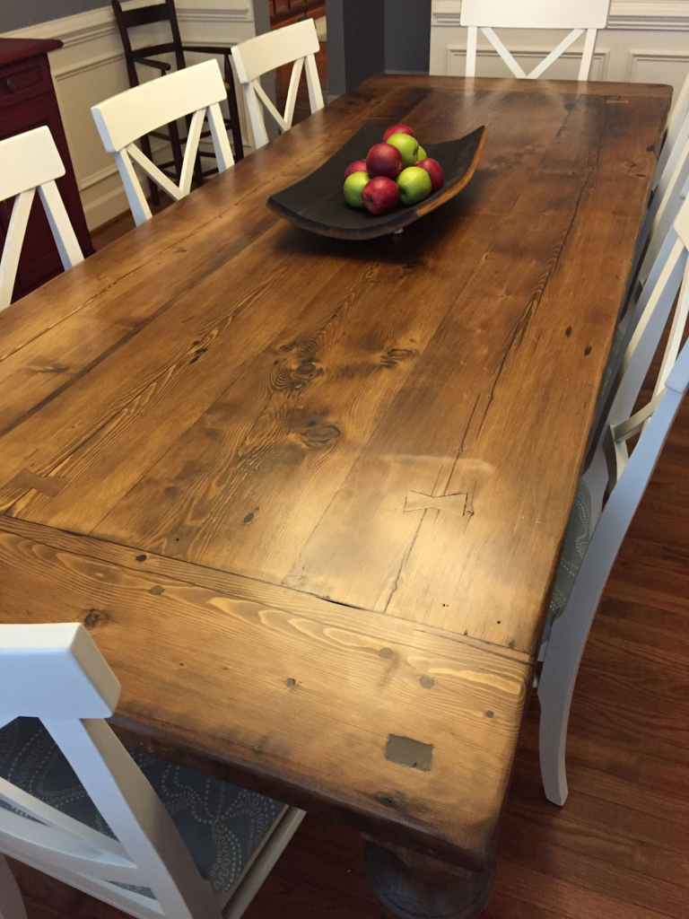 Wood Material For Dining Table