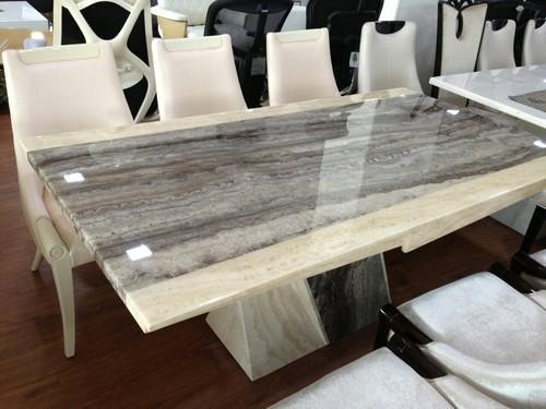 Marble Material For Dining Table