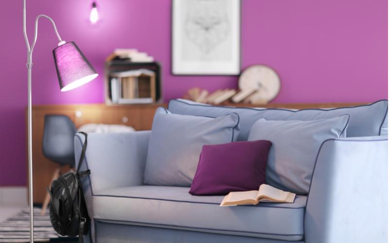 Plush cushions and Themed Lighting