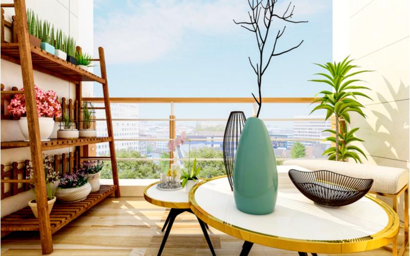 modern balcony design ideas