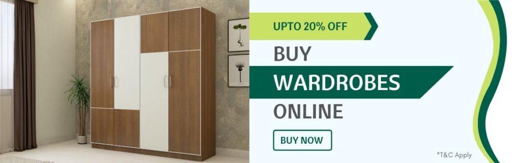 Buy Wardrobe Online