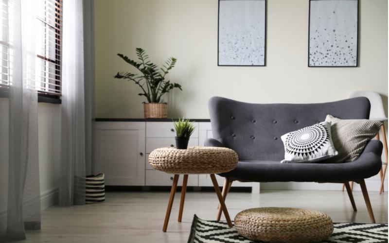 Green Earth  Living Room