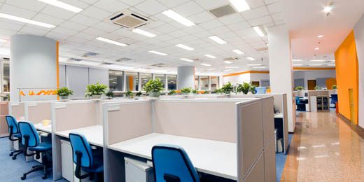 Coworking Space Interiors