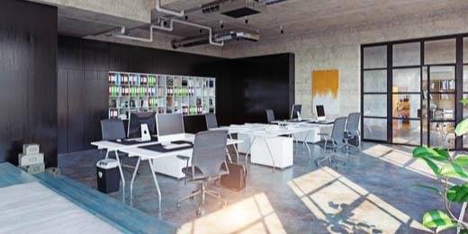 Media Agency Interior Designer
