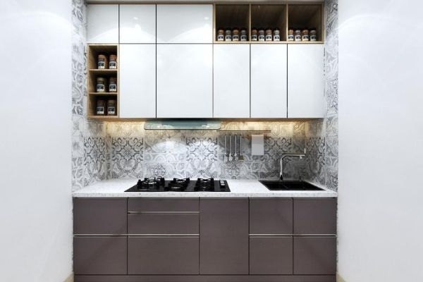 straight modular kitchen per square feet rate