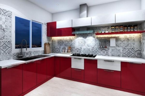 Modular Kitchen Cost Calculator Designs With Price Zad Interiors