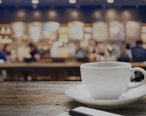 Cafe & Coffee Shop Interior Designer in Kolkata