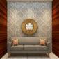 Fabric Sofa 3 Seater – Artichoke
