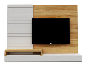 TV Cabinet With Closed Storage in Kolkata