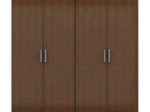 Wardrobe Price - With 4 Swing Doors – In Kolkata